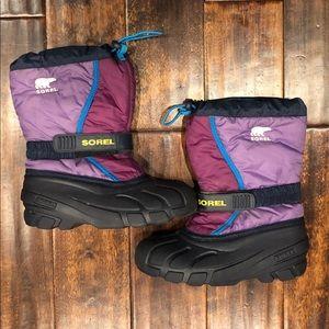 Sorel Winter Boots Kids US Sz. 5